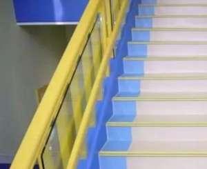 楼梯弹性地板施工方案接料钳